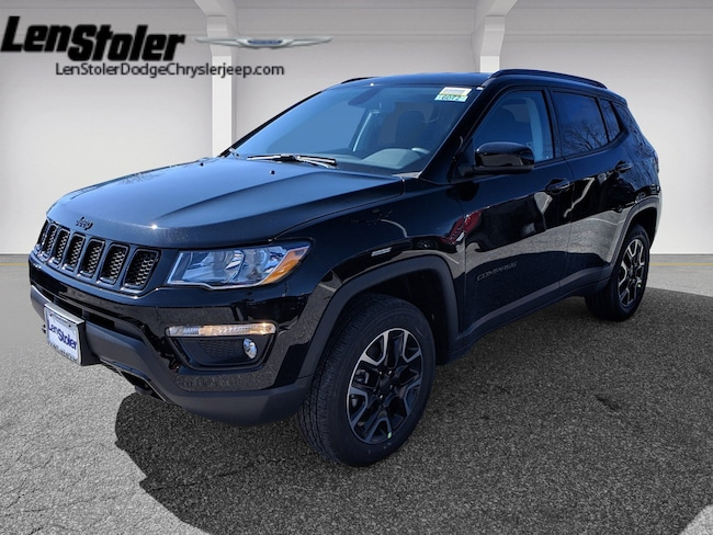 2019 Jeep UPLAND 4X4 Sport Utility Compass