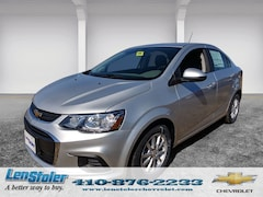 2019 Chevrolet Sonic LT Manual Sedan