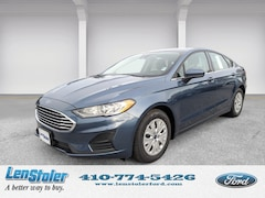 New Ford for sale 2019 Ford Fusion S S FWD 3FA6P0G71KR102411 in Owings Mills, MD