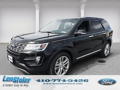 New Ford for sale 2016 Ford Explorer Limited FWD  Limited 1FM5K7FH8GGA69246 in Owings Mills, MD