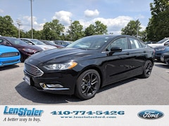 New Ford for sale 2018 Ford Fusion S S FWD 3FA6P0G78JR229719 in Owings Mills, MD