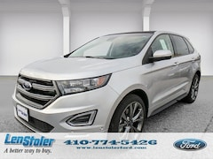 New Ford for sale 2017 Ford Edge Sport Sport AWD 2FMPK4AP6HBC41420 in Owings Mills, MD