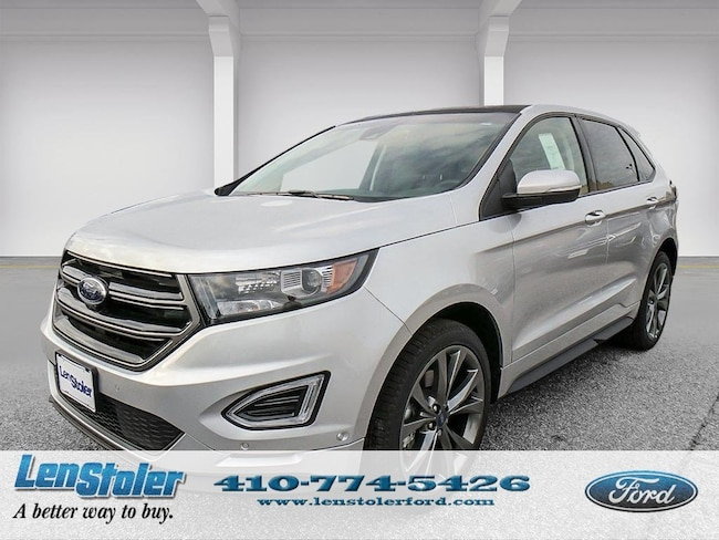 new 2017 Ford Edge Sport Sport AWD Owings Mills