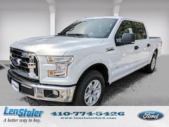 New Ford for sale 2017 Ford F-150 XL XL 2WD SuperCrew 6.5 Box 1FTEW1CP1HFC18394 in Owings Mills, MD