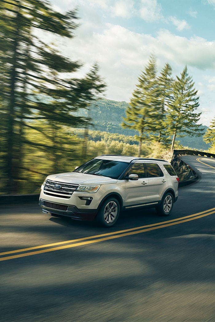 2020 ford explorer features in Owings Mills at Len Stoler Ford