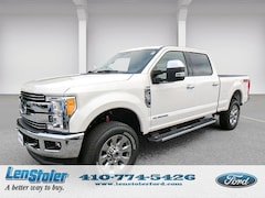 New Ford for sale 2017 Ford Super Duty F-250 SRW Lariat Lariat 4WD Crew Cab 6.75 Box in Owings Mills, MD