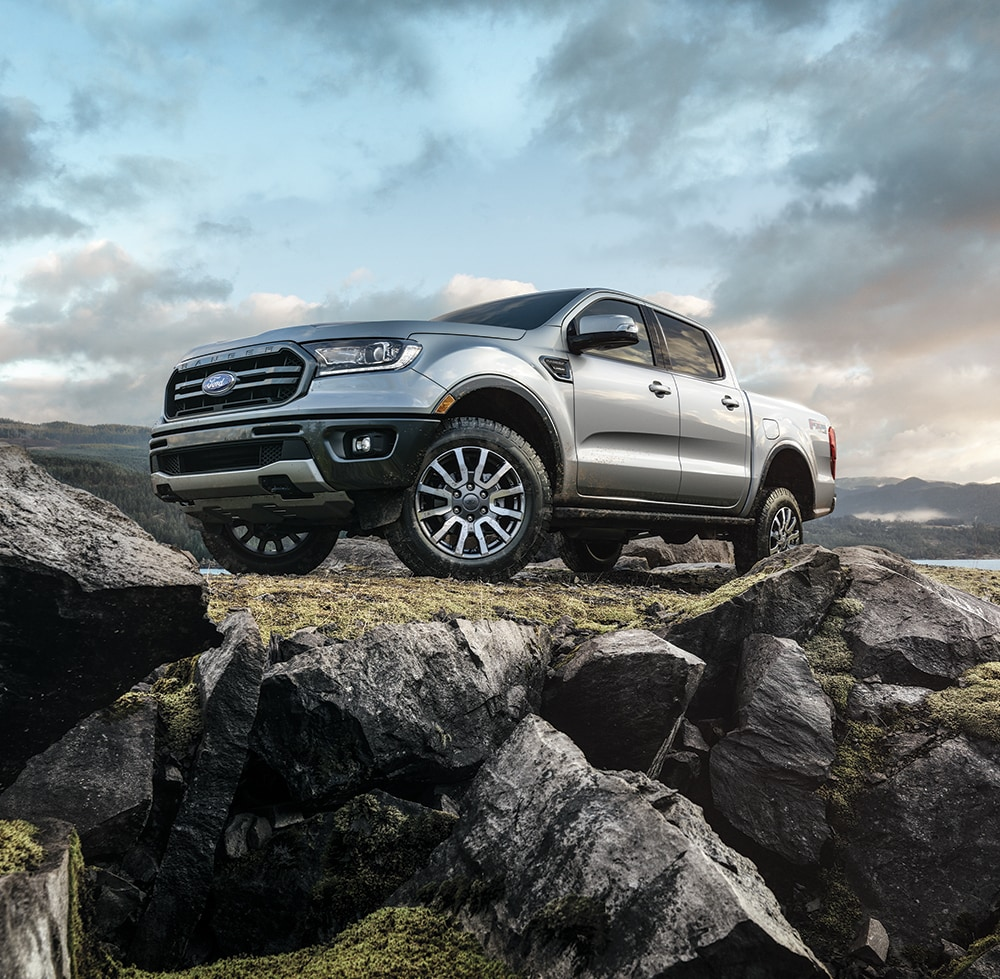 Model Features of the 2019 Ford Ranger at Len Stoler Ford in Owings Mills