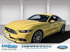 New Ford for sale 2015 Ford Mustang EcoBoost Premium Fastback EcoBoost Premium 1FA6P8TH7F5429935 in Owings Mills, MD