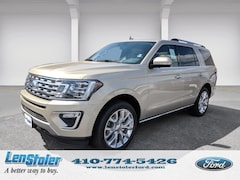 New Ford for sale 2018 Ford Expedition Limited Limited 4x4 1FMJU2AT7JEA58040 in Owings Mills, MD