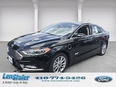 New Ford for sale 2017 Ford Fusion Energi SE SE FWD in Owings Mills, MD