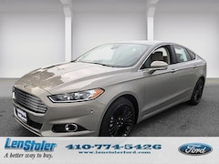 New Ford for sale 2016 Ford Fusion SE Sedan 3FA6P0H96GR191240 in Owings Mills, MD