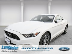 New Ford for sale 2017 Ford Mustang EcoBoost EcoBoost Fastback 1FA6P8TH1H5351669 in Owings Mills, MD