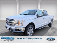 New Ford for sale 2018 Ford F-150 LARIAT LARIAT 4WD SuperCrew 5.5 Box 1FTFW1E13JFD80904 in Owings Mills, MD