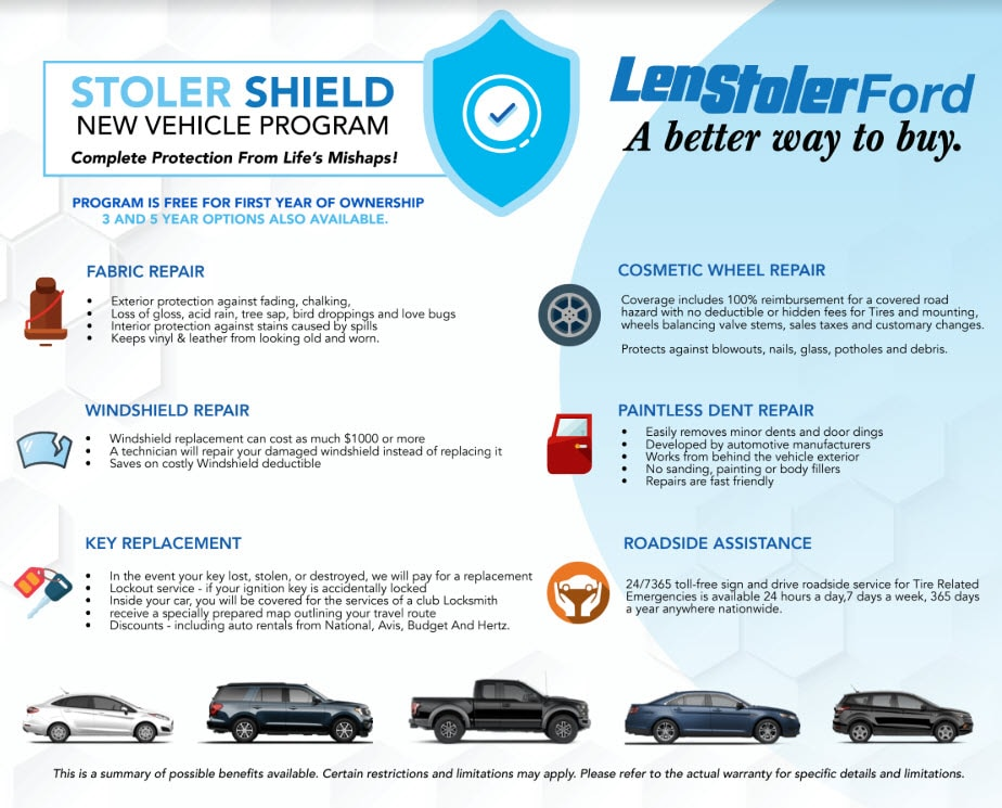 Stoler Sheild Program Details