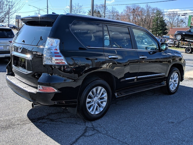 Used 2018 LEXUS GX 460 For Sale at LenStoler com | VIN