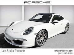 2015 Porsche 911 Carrera Coupe