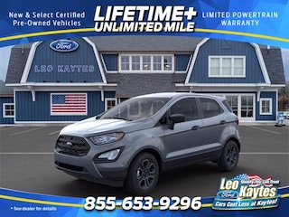 2021 Ford EcoSport S Crossover