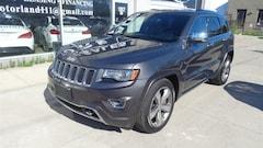 2014 Jeep Grand Cherokee Overland.Diesel.Navigation. SUV