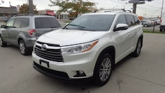 2016 Toyota Highlander XLE Leather Sunroof Navigation 8pass SUV
