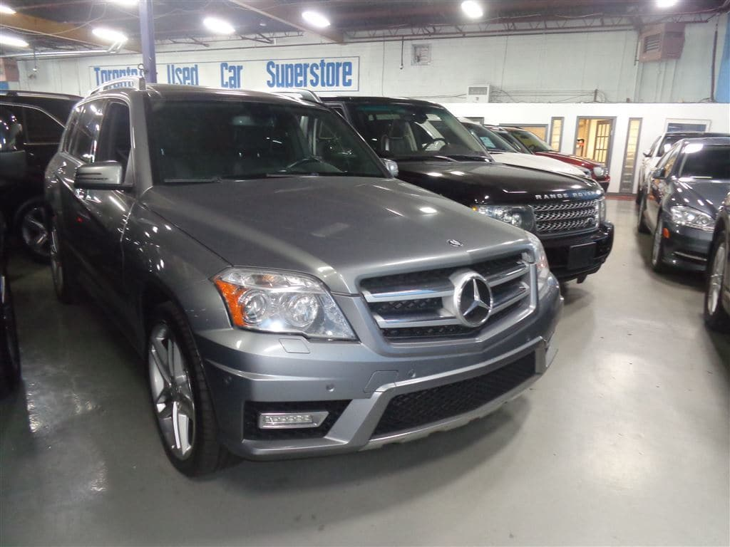 2012 Mercedes-Benz GLK 350 4matic.AMG Style.Panoramic Roof SUV