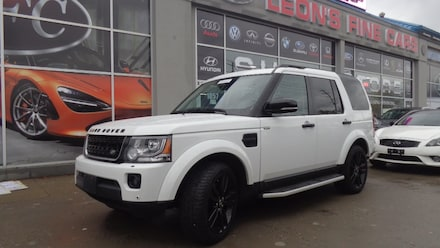 2016 Land Rover LR4 HSE LUXURY EDDITON 7 PASS.NAVI/PANO ROOF. SUV