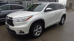 2015 Toyota Highlander Limited Navigation Rear Camera 7pass SUV