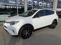 2017 Toyota RAV4 SE.AWD.Navigation.Leather/Roof SUV