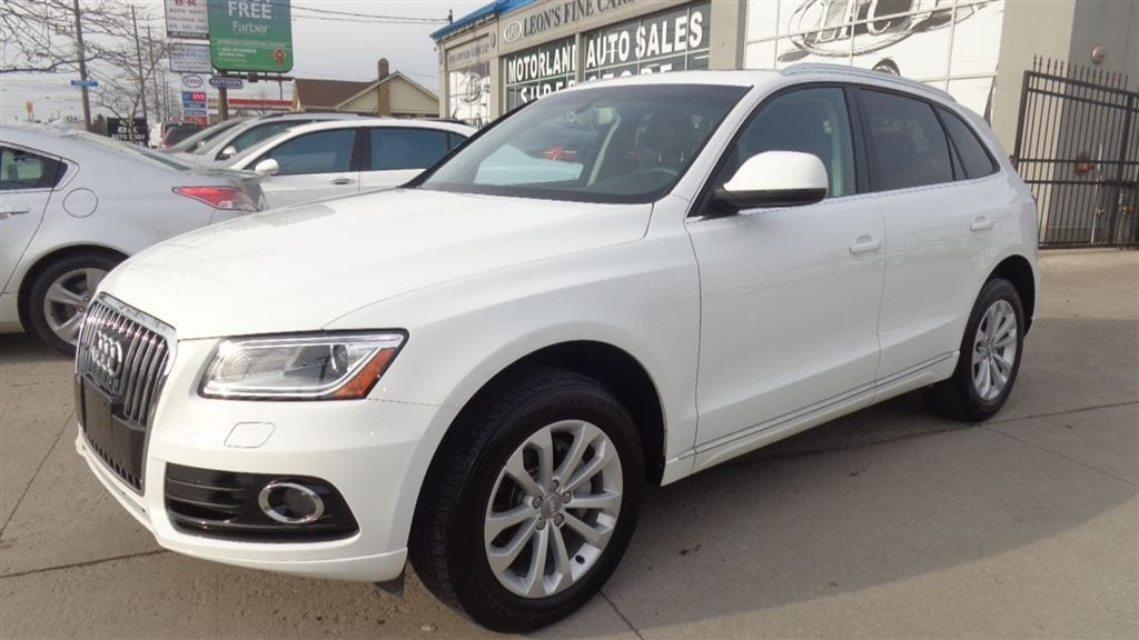 2014 Audi Q5 2.0 Progressiv Navigation. Panoramic Roof. SUV