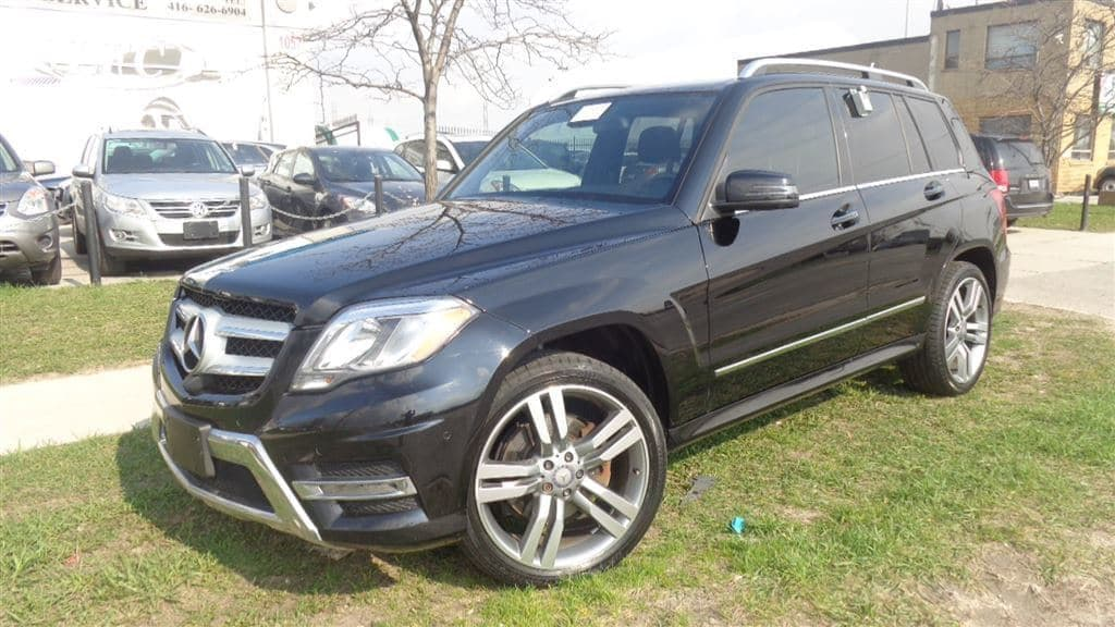 2014 Mercedes-Benz GLK GLK250 Bluetec.Navi/Roof. 4matic SUV