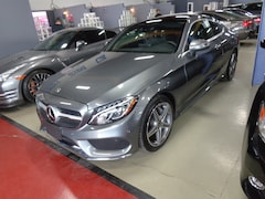 2018 Mercedes-Benz C-Class 4matic.AMG Style.Navigation.Panoramic Roof Coupe