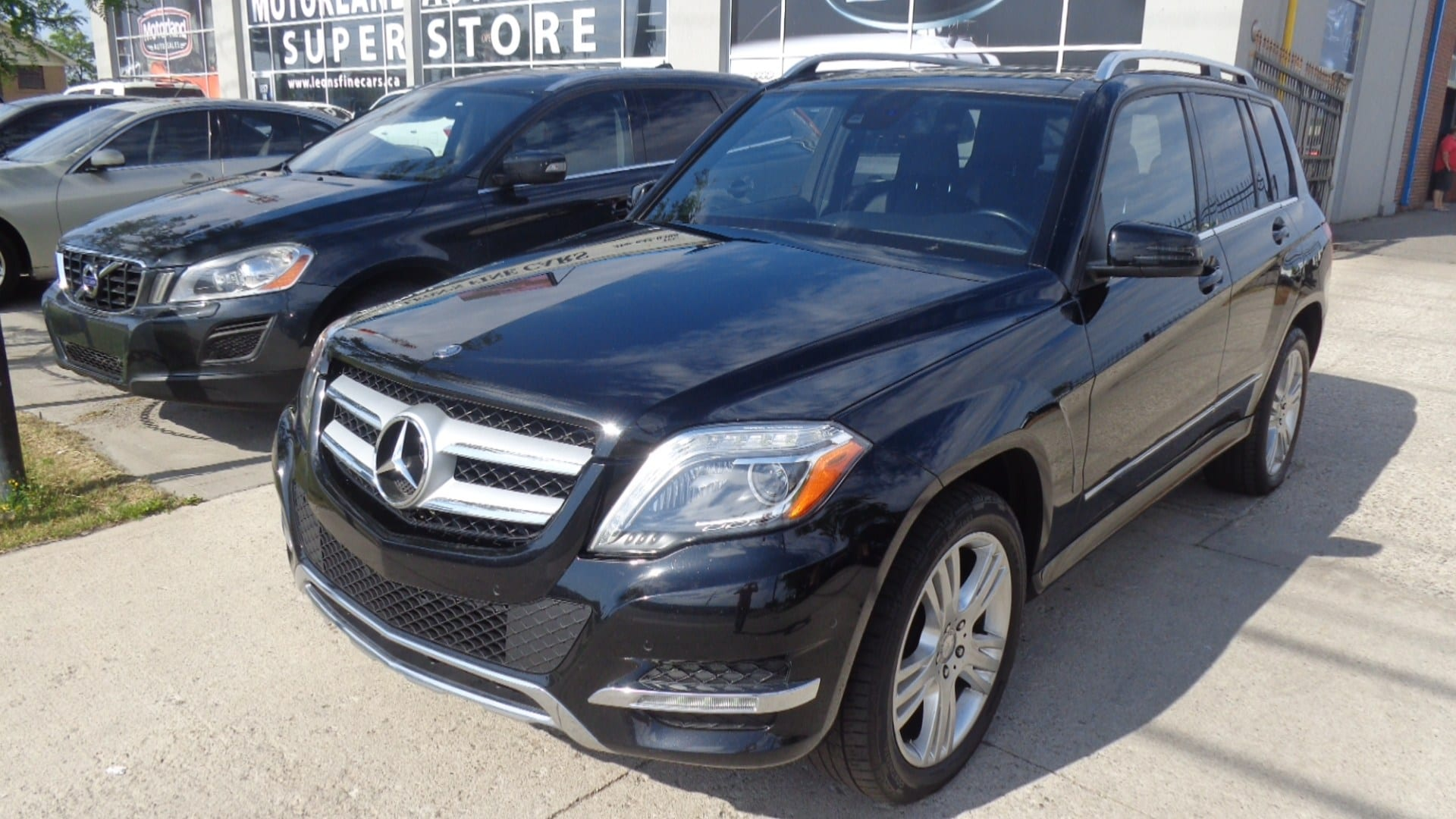 2014 Mercedes-Benz GLK-Class GLK250 Bluetec 4matic.Pano Roof.LED-Xenon Ligths SUV