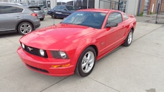 2007 Ford Mustang GT 4.6L PREMIUM PKG LEATHER. LOADED Coupe
