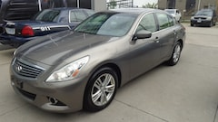 2012 INFINITI G37X Luxury LEATHER. SUNROOF. REAR CAMERA AWD Sedan