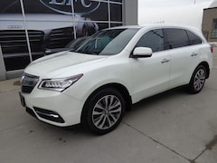 2015 Acura MDX Navigation Package. AWD.7 PASSENGERS SUV