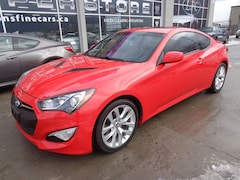 2013 Hyundai Genesis Coupe 2.0T Premium Navigation. Leather. Sunroof Coupe