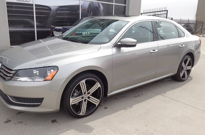 2013 Volkswagen Passat 2.5L Comfortline .LEATHER/SUNROOF.LOADED Sedan