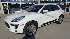 2015 Porsche Macan S NAVIGATION. PANORAMIC ROOF. REAR CAMERA SUV