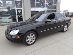 2006 Mercedes-Benz S-Class S430.4MATIC.NAVIGATION.LOADED Sedan