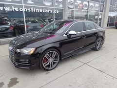 2015 Audi S3 2.0T Technik.S-LINE NAVIGATION/PANORAMIC ROOF Sedan