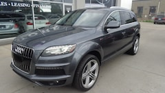 2011 Audi Q7 3.0 Sport S-LINE NAVIGATION. REAR CAMERA.7 PASS SUV