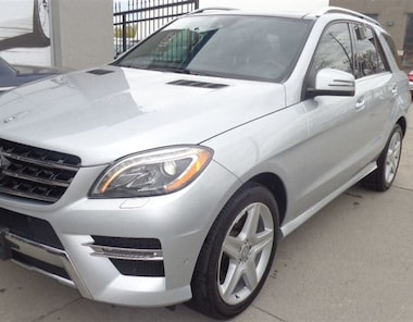 2013 Mercedes-Benz M-Class ML 350 BlueTEC 4MATIC NAVIGATION AMG STYLE SUV