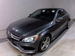 2015 Mercedes-Benz C-Class C300 4MATIC AMG STYLE NAVIGATION. PANO Sedan