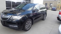 2016 Acura MDX Navigation Package.AWD.7 PASSENGER SUV