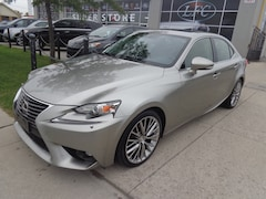 2015 LEXUS IS 250 AWD.PREMIUM PKG.P/SUNROOF.R/CAMERA Sedan