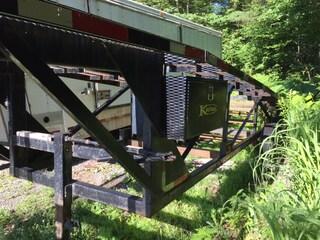 2008 Kaufman Remorque usagée pour 2 voitures 35 pieds