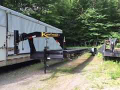 2016 Kaufman Remorque plate-forme FCL- 3x7000lbsK- 43'