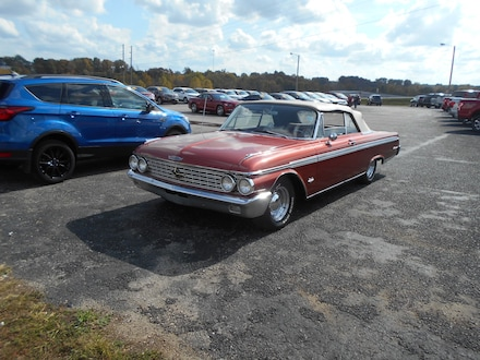 1962 Ford Sunliner Convertible Coupe