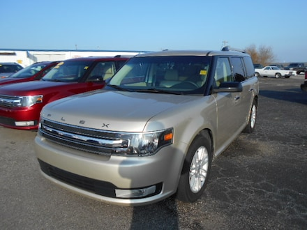 2018 Ford Flex SEL SUV