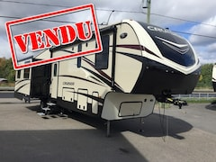 2018 CRUISER BY CROSSROADS RV 3471MD