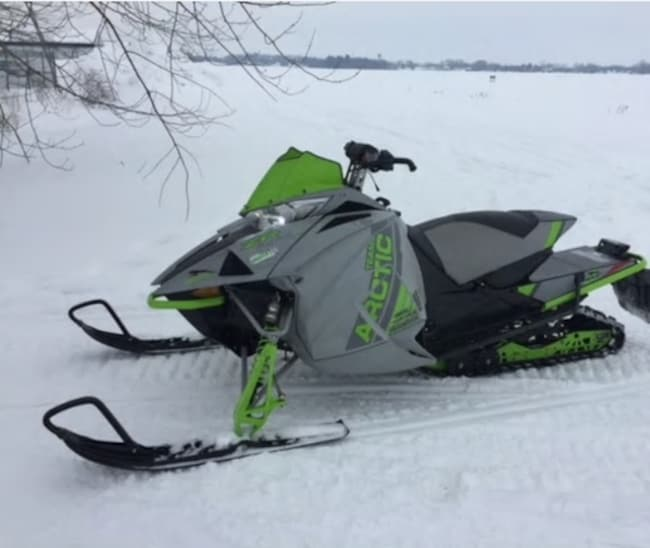 2017 ARCTIC CAT ZR 6000 RXC